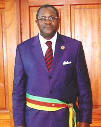 Le Maire de la Mairie Douala 1er