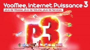 Offre, internet Puissance 3