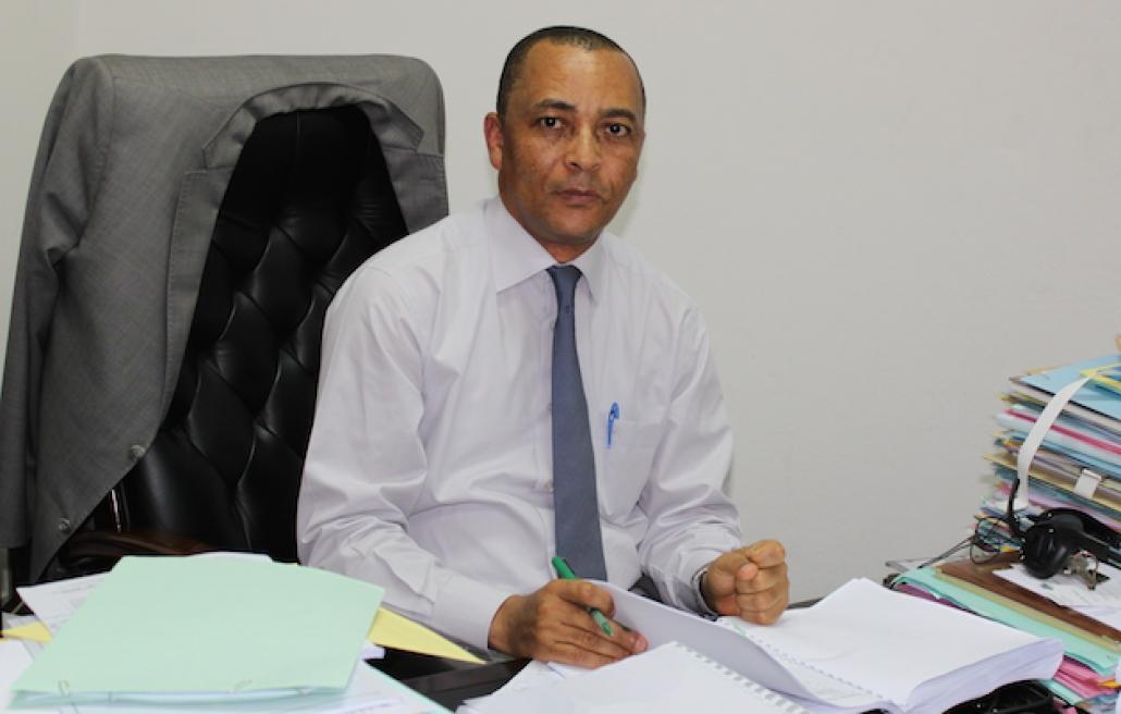 PAD: Cyrus NGO'O nommé DG ce 24 Août 2016