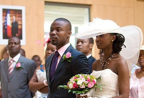 Cyril & Yvette