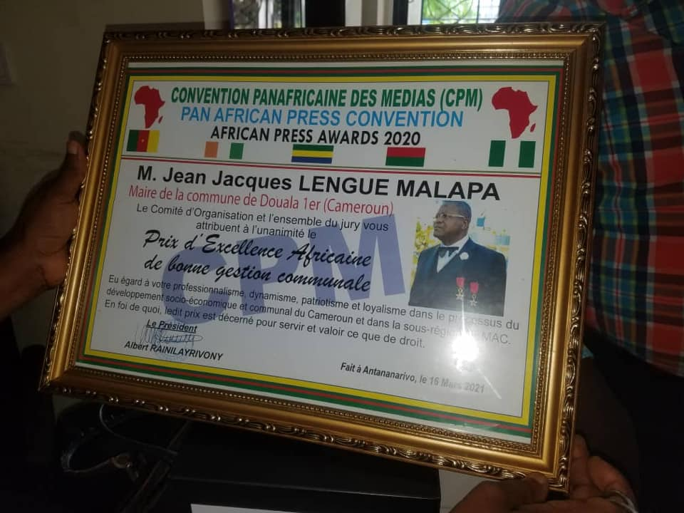 Prix d'excellence africaine
